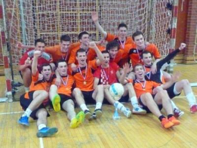 Futsal selekcija za akademsku godinu 2014/15