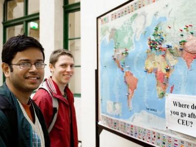 STIPENDIJE ZA STUDIJ NA CENTRAL EUROPEAN UNIVERSITY